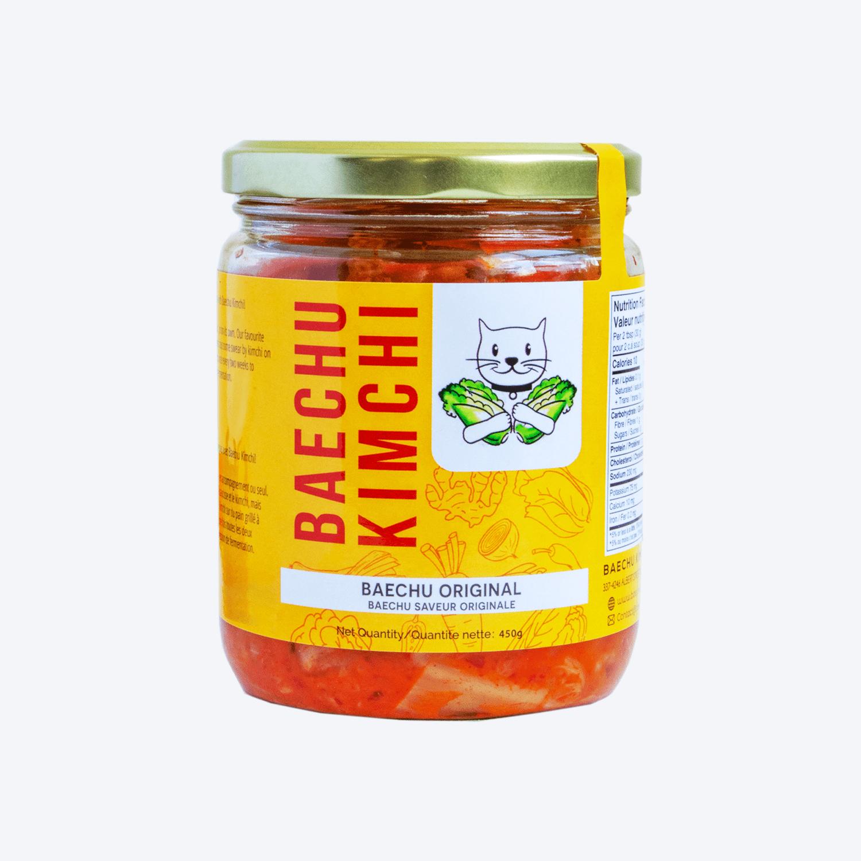 Yellow Jar Kimchi